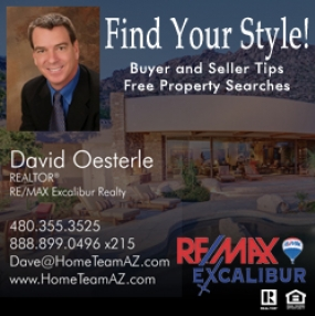 David Oesterle, RE/MAX Excalibur