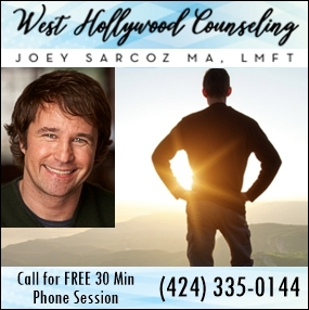 Joey Sarcoz, West Hollywood Counseling