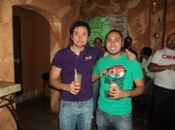 Tour guides - Hello! Our names are Christian Gutierrez (on the right) & Luis Luviano (on the left)<br /><br />We are your Gay Tour Guides and your new friends in Puerto Vallarta.<br /><br />Looking forward hangin out with you, and show you all the hot spots in PV as we bar hop! :)<br /><br />CHEERS!!!