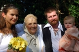 The Couple - This is a picture of the four of us