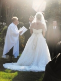 Erica and Rick - This was a traditional ceremony performed at a venue.