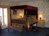 Room 1 - Room 1 is the room slept in by George V when at the Inn in June 1884.