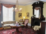 Guest Parlour - One of our guest parlours where you can relax or mingle