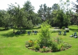 Hillsdale House Inn Gardens - Our expansive gardens are a great place to loose yourself