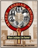 Mazer Lesbian Archives - Poster