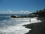 Kehena Beach - Kehena black sand Beach