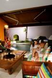 Living room Ratu Villa - 1 bedroom Private pool Villa