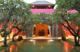 Raja Villa - 3 bedroom Private pool Villa<br />with private gazebo Ocean view