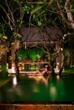 Pool Panorama - Night View