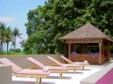 Roof Terrace with Ocean View - Private terrace with Gazebo/Bale