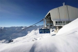 Top of the Weisshorn - You can reach the top of the Weisshorn with a modern and safe cable car.