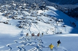 Fantastic ski & snowboarding - Snow guaranteed in Arosa