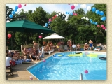 Pool at Stag Run Club
