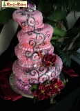 Diamond Cake ! - Diamond lover ! you can make this cake to your party also you can change the design and colors! let our design know , they will make it happen for you ! http://www.bamboobakery.com