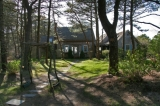 Front View of So. Wellfleet Home - Plenty of room for expansion ~ even a second dwelling!