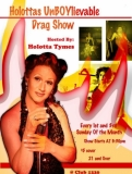 DRAG SHOWS - Every 1st & 3rd Sunday