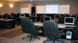 Computer Lab - One of our three computer labs. Other labs are for 10 and 6 students.