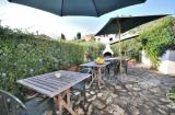 Garden - We offer the breakfast