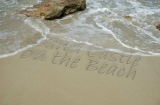 Sand Castle on the Beach - We are situated on one of the most beautiful sandy beaches on St. Croix.