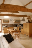 Earlscroft Farm kitchen area - Fully equipped, spacious eating and dining area