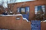 Kiva - This charming old adobe maintains all the character of Santa Fe's days gone by.
