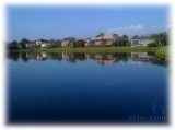 Grand Vista Cul-De-Sac - Step outside the condo and enjoy the view of the lake and the bird population.