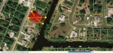 Florida Prime Waterfront Lot - Residential Real Estate