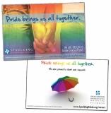 Spaulding Rehab Ad - Advertisement for Spaulding Rehab for 2010 Pride publications