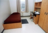 Howe Hall - Traditional dormitory style single room