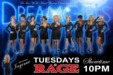 Dreamgirls Revue @ Rage Restaurant & Bar - The best drag show in town!