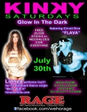 Kinky @ Rage Restaurant & Bar - Playing the best mashups from all your gay-favorite artists.