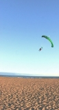 SKydiving onto the beach!!!!! - skydiving near San Francisco