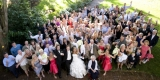 A great time for all - Taken from the balcony of the House - a chance for everyone to get in on the pictures
