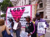 "Black gay Tanzanian released from detention - Edson Cosmas is a young black, gay refugee from Tanzania who is also an active organizer in BAMN's sister group in London, Movement for Justice. Because gay people face severe persecution in Tanzania, Edy sought asylum in Britain, and found himself instead placed in detention and on ""fast-track"" deportation back to Tanzania. BAMN organized worldwide in the immigrant and LGBT communities and Edy or"