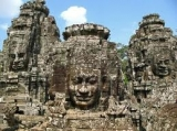 Bayon Temple - Located in Angkor Thom