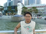 Myself - My trip to Singapore in 2007
