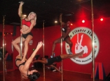 Body surfing pole dancing!