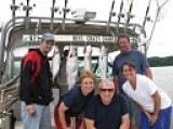 charter fishing lake ontario
