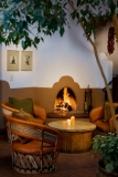 Relaxing Afternoon Wine Hour - Mingle with travelers or cozy up to a kiva fireplace at our complimentary wine hour.