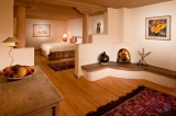 Sweet Santa Fe Suites - A variety of suite accommodations add extra space and enjoyment.