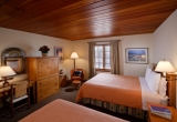 Traditional Rooms - The Inn's Traditional Rooms feature two queen beds or one king bed in rooms with distinctive Southwestern decor.