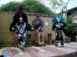 Nahui Ollin Performances at Tolteca - Nahui Ollin Aztec Dancers