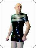 Trio Tone T shirt - Into-Latex Trio Tone T shirt