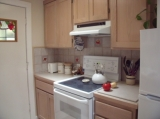 There's a complete kitchen - YOU do the cooking! (if you feel like it)