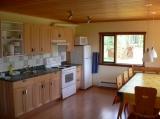 Kicking Moose Lodge - Kitchen