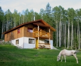 Kicking Moose Lodge and Bear Den Suite - 2 separate units, accommodating 6 and 4 guests.