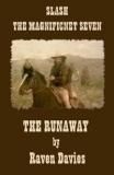 The Runaway: slash fanfiction by Raven Davies - Concealing his feelings of unrequited love, Vin leaves his six friends behind. Hiding in the desert, he survives in solitude; until Chris finds him crazed and ailing. Chris opens his heart, asks questions, and chokes back his mistakes; while Vin faces his past demons. Love blossoms, trust returns, but peyote visions deter Vin's return.