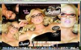 theunoptical.com screen schot - Graphics, photos and coding by stevemckinnis.com