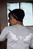 Got My Wings - Purchase at www.sevenevenclothing.com<br />10% off! Use code at checkout: Direct12