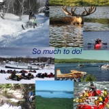So Much To Do! - Moosehead Lake is a 4 season destination